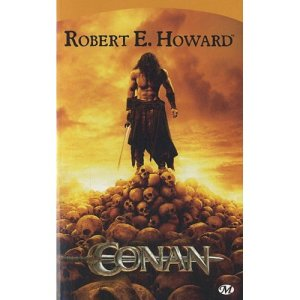 R. E. Howard, Conan