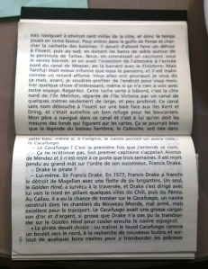Luis Sepulveda, Le monde du monde (ci-dessous)