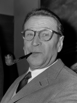 Georges Simenon (1965)